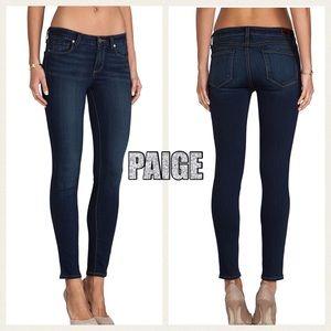 PAIGE • Verdugo Ankle Skinny Jean's